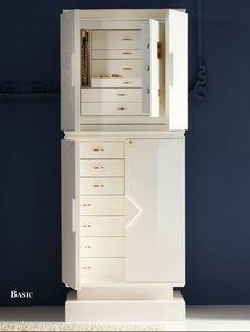 Шкаф-комод с сейфом Agresti Magia Bianca 9499 Basic