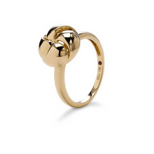 Кольцо Roberto Coin Love Knot AR488RI0114 YG