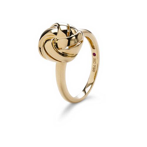 Кольцо Roberto Coin Love Knot AR488RI0115 YG