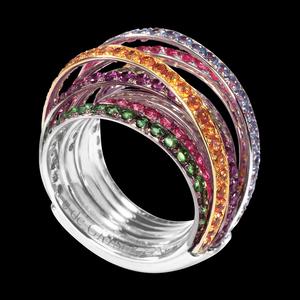 Кольцо de GRISOGONO Allegra Ref.54002/08