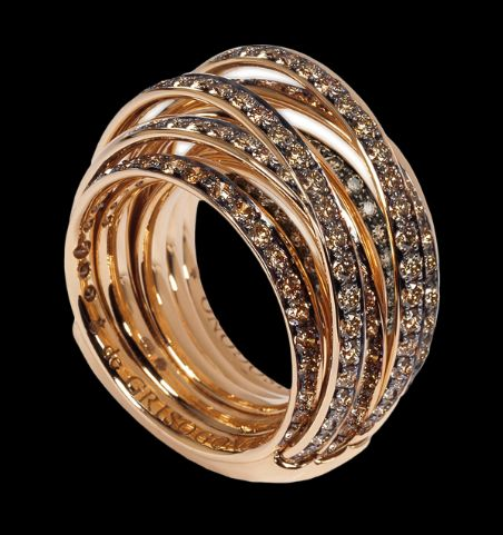 Кольцо de GRISOGONO Allegra Ref.54002/16
