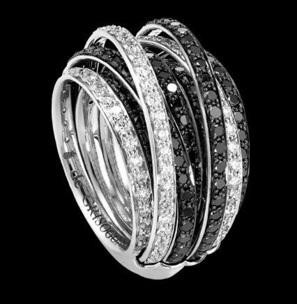 Кольцо de GRISOGONO Allegra Ref.54002/23