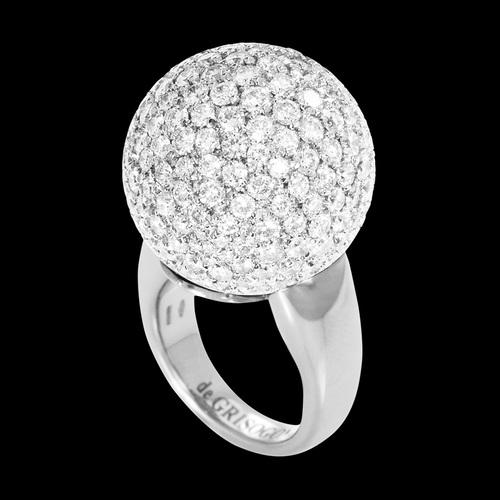 Кольцо de GRISOGONO Boule Ref.51062/01