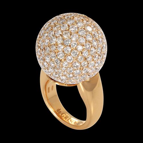 Кольцо de GRISOGONO Boule Ref.51062/04