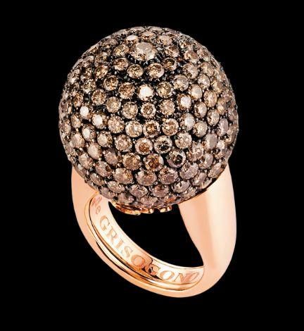 Кольцо de GRISOGONO Boule Ref.51062/05