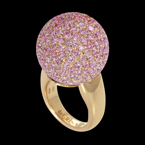 Кольцо de GRISOGONO Boule Ref.51062/06
