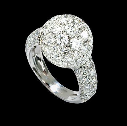 Кольцо de GRISOGONO Boule Ref.52250/03
