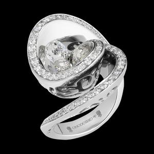 Кольцо de GRISOGONO Chiocciola Ref.51251/07