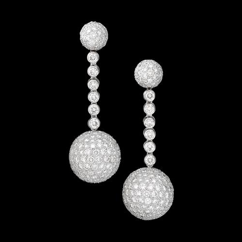 Серьги de GRISOGONO Boule Ref.12117/06