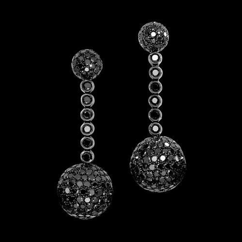 Серьги de GRISOGONO Boule Ref.12118/01