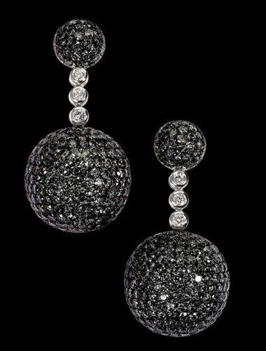 Серьги de GRISOGONO Boule Ref.12119/04