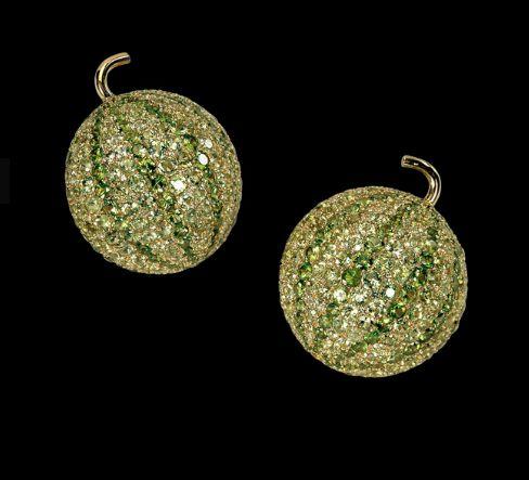 Серьги de GRISOGONO Fruit Ref.15416/02