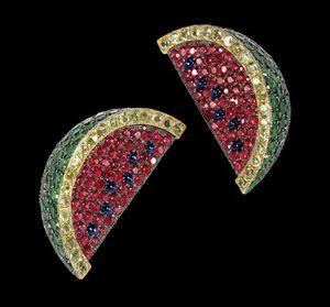 Серьги de GRISOGONO Fruit Ref.15417/01
