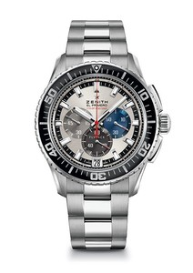 Zenith El Primero Stratos Flyback Striking 10th Tribute To Felix Baumgartner 45,5 MM 03.2062.4057/69.M2060