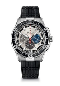 Zenith El Primero Stratos Flyback Striking 10th Tribute To Felix Baumgartner 45,5 MM 03.2062.4057/69.R515