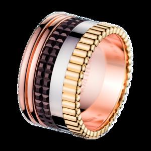 Boucheron Quatre Classique Large Ring