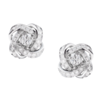Boucheron Ava Pivoine Stud Earrings