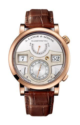 A. Lange & Sohne Zeitwerk Striking Time 145.032