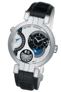 Harry Winston Premier Excenter Time Zone 200/MATZ41WL.W