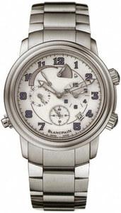 Blancpain Leman GMT Alarm 2041-1127M-71
