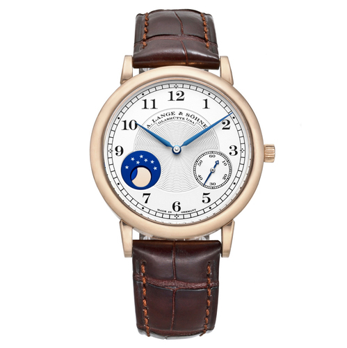 "A. Lange & Sohne 1815 Moonphase ""Homage to F.A. Lange"" Honey Gold 212.050"