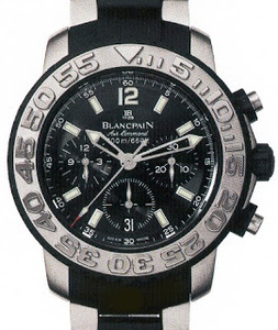 Blancpain 'Air Command' Diver Flyback Chronograph 2285F-6530-66