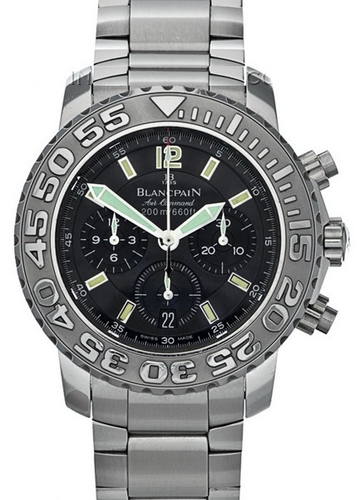 Blancpain Specialites Flyback Chrono 2285F-1130-71