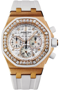 Audemars Piguet Ladies Royal Oak Offshore Chronograph 26048OK.ZZ.D010CA.01