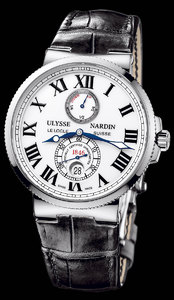 Ulysse Nardin Marine Collection Chronometer 43mm 263-67/40
