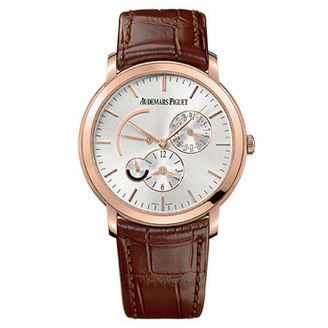 Audemars Piguet Dual Time Automatic Rose Gold 26380OR.OO.D088CR.01
