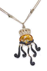 Cantamessa Animale Necklace BJ30