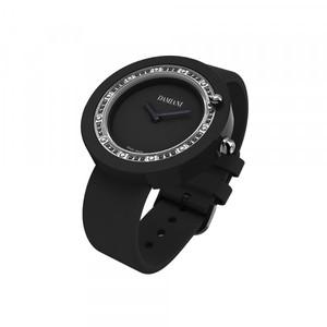 Damiani BELLE EPOQUE Black Ceramic and Diamonds 30014565