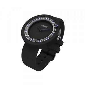 Damiani BELLE EPOQUE Black Ceramic and Sapphires 30014567