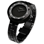 Damiani BELLE EPOQUE Black Ceramic and Diamonds Ref.30017761