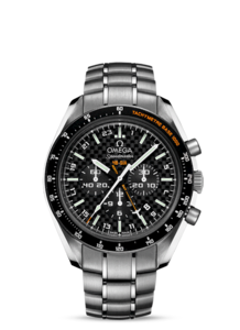 Omega Speedmaster HB-SIA Co-Axial GMT Chronograph Numbered Edition 44.25 mm 321.90.44.52.01.001