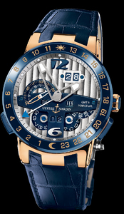Ulysse Nardin Perpetual Calendars El Toro GMT± Perpetual 326-00