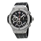 Hublot Big Bang Steel Diamonds 41mm 341.SX.130.RX.114
