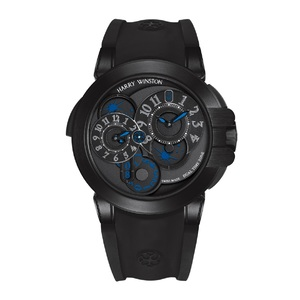 Harry Winston Ocean Collection Dual Time 400/MATZ44ZKC.K2