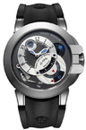 Harry Winston Project Z6 anthracite dial 400/MMAC44ZC.K