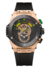 Hublot Big Bang 45 MM Unico Bi-Retrograde Chrono King Gold Carbon 412.OQ.1128.RX