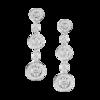 Boucheron Ava Round Pendant Earrings