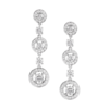 Boucheron Ava Round Pendant Earrings
