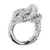 Boucheron Kaa Diamond Ring