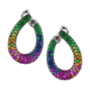 Boucheron Cameleon Hoop Earrings
