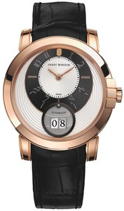 Harry Winston Midnight Big Date 450.MABD42RL.W