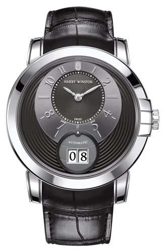Harry Winston Midnight Big Date 450/MABD42WL.K