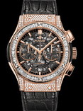 Hublot Classic Fusion Aerofusion King Gold Jewellery 45mm 525.OX.0180.LR.0904