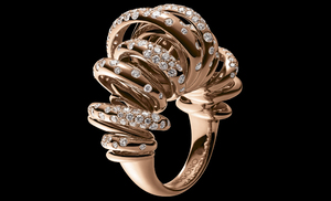 Кольцо de GRISOGONO Sole Ref.54401/04