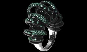 Кольцо de GRISOGONO Sole Ref.54401/05