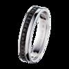 Boucheron Quatre Follies Black Edition Ring